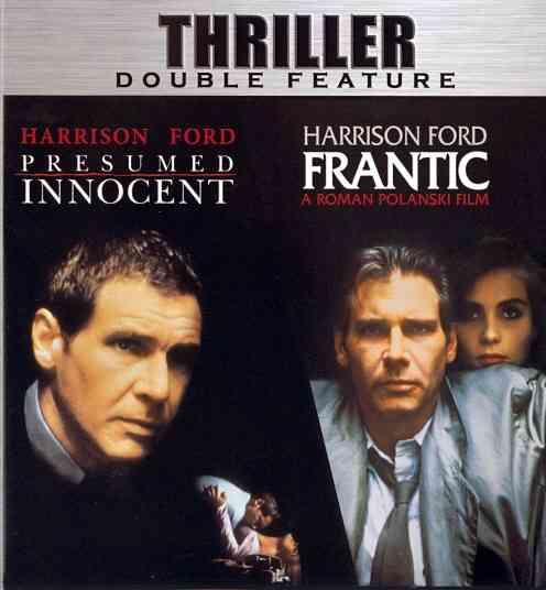 PRESUMED INNOCENT/FRANTIC BY FORD,HARRISON (Blu-Ray)